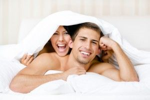 Naakt slapen voor de gezondheid