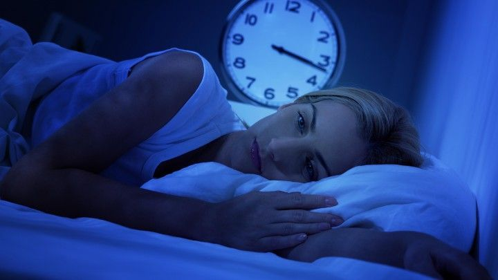 wat te doen bij slaapproblemen