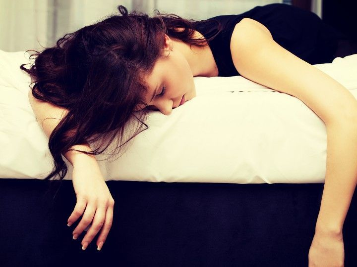 slaapverlamming en slaapparalyse