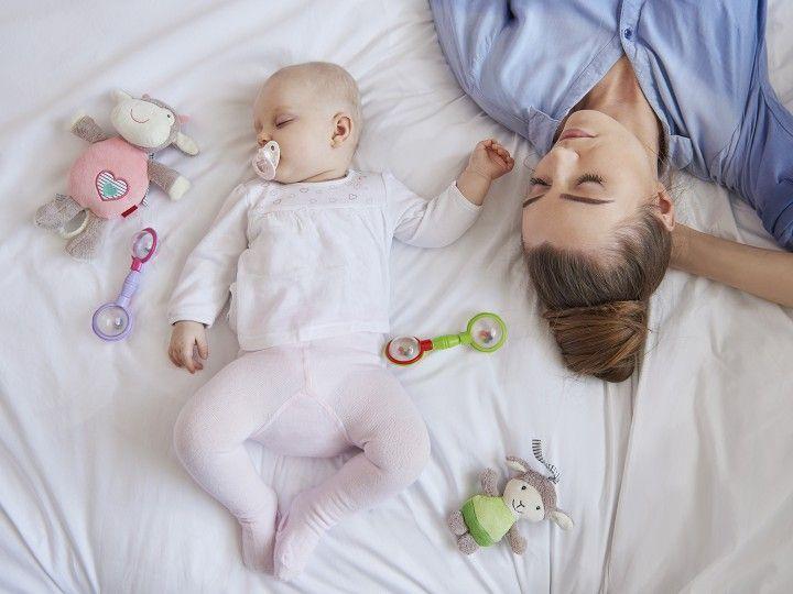 Welke slaaphouding is het beste voor baby s
