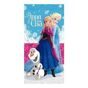 Frozen strandlaken SMUL102203401
