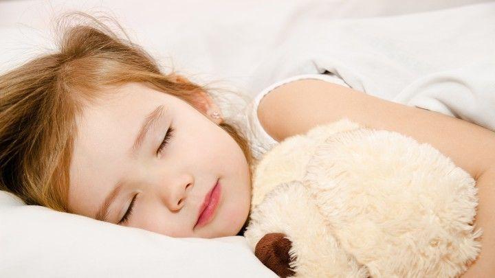 Hoeveel uur slapen kinderen?