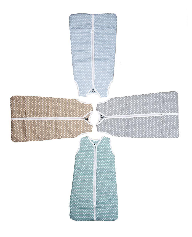Slaapzakken voor baby's en peuters - in diverse kleuren en maten