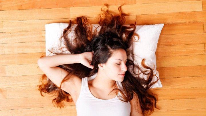 Slapen Op Grond : Op de grond slapen durf jij het aan