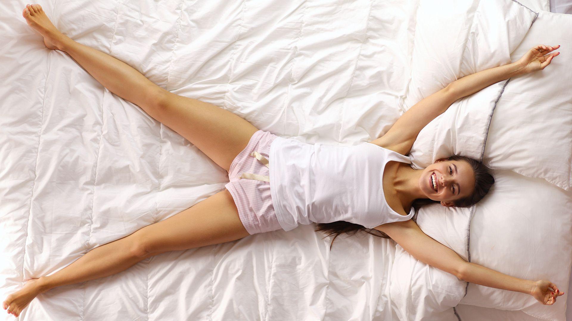 slaaphouding zwangerschap