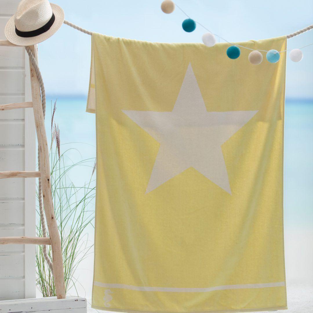 Seahorse Star strandlaken