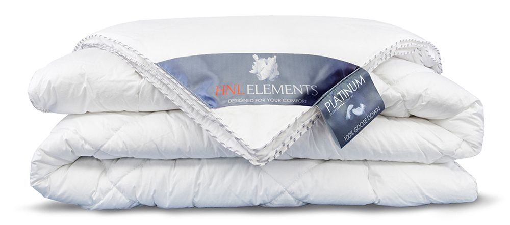 HNL Elements Platinum donzen dekbed