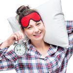 Wees gezond en ga op tijd naar bed!
