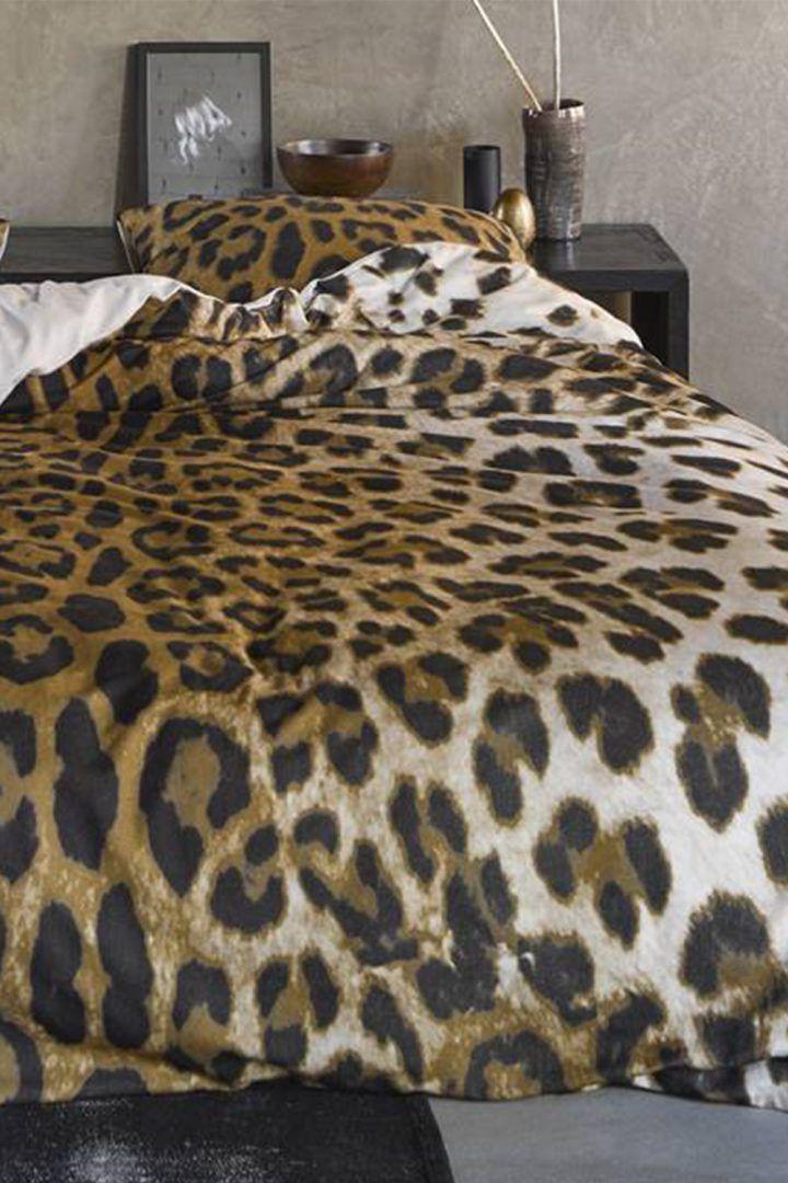 Essenza Leopard dekbedovertrek