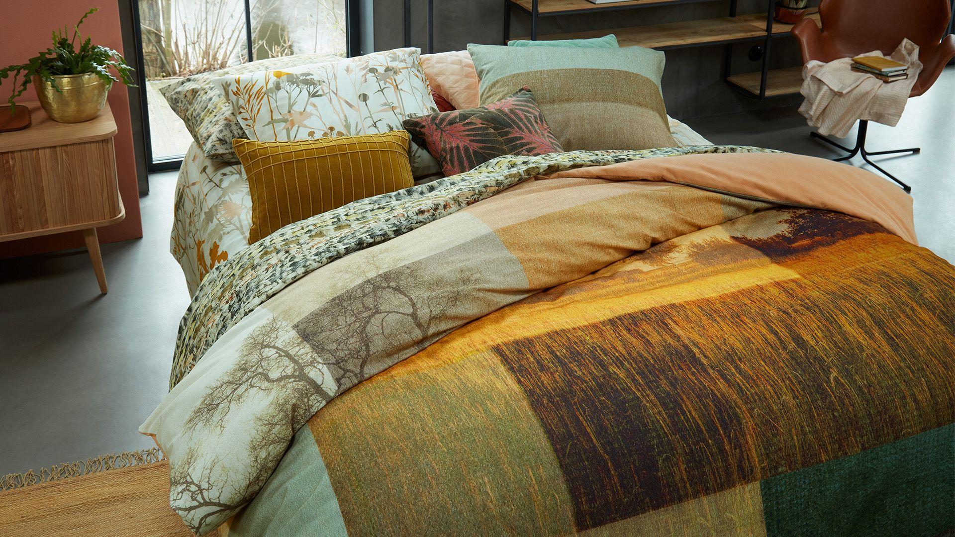 Beddinghouse storybed Autumn Glory