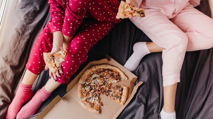 Eten voor het slapen gaan (Do's & Don'ts)
