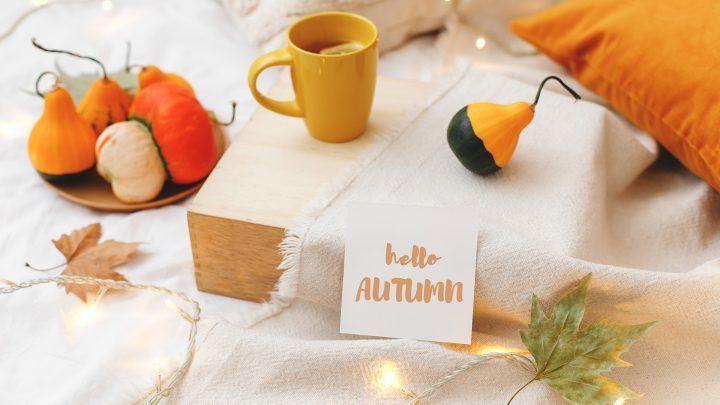 De leukste herfstdecoratie ideeën voor in huis!