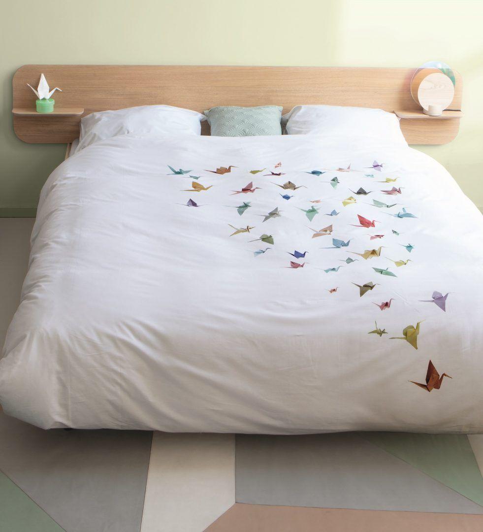 Crane Birds dekbedovertrek - De 15 mooiste sinterklaascadeaus van SNURK