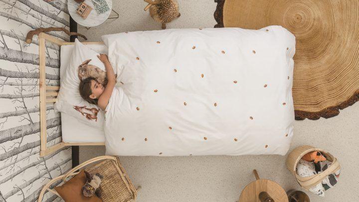 Furry Friends flanel dekbedovertrek - De 15 mooiste sinterklaascadeaus van SNURK
