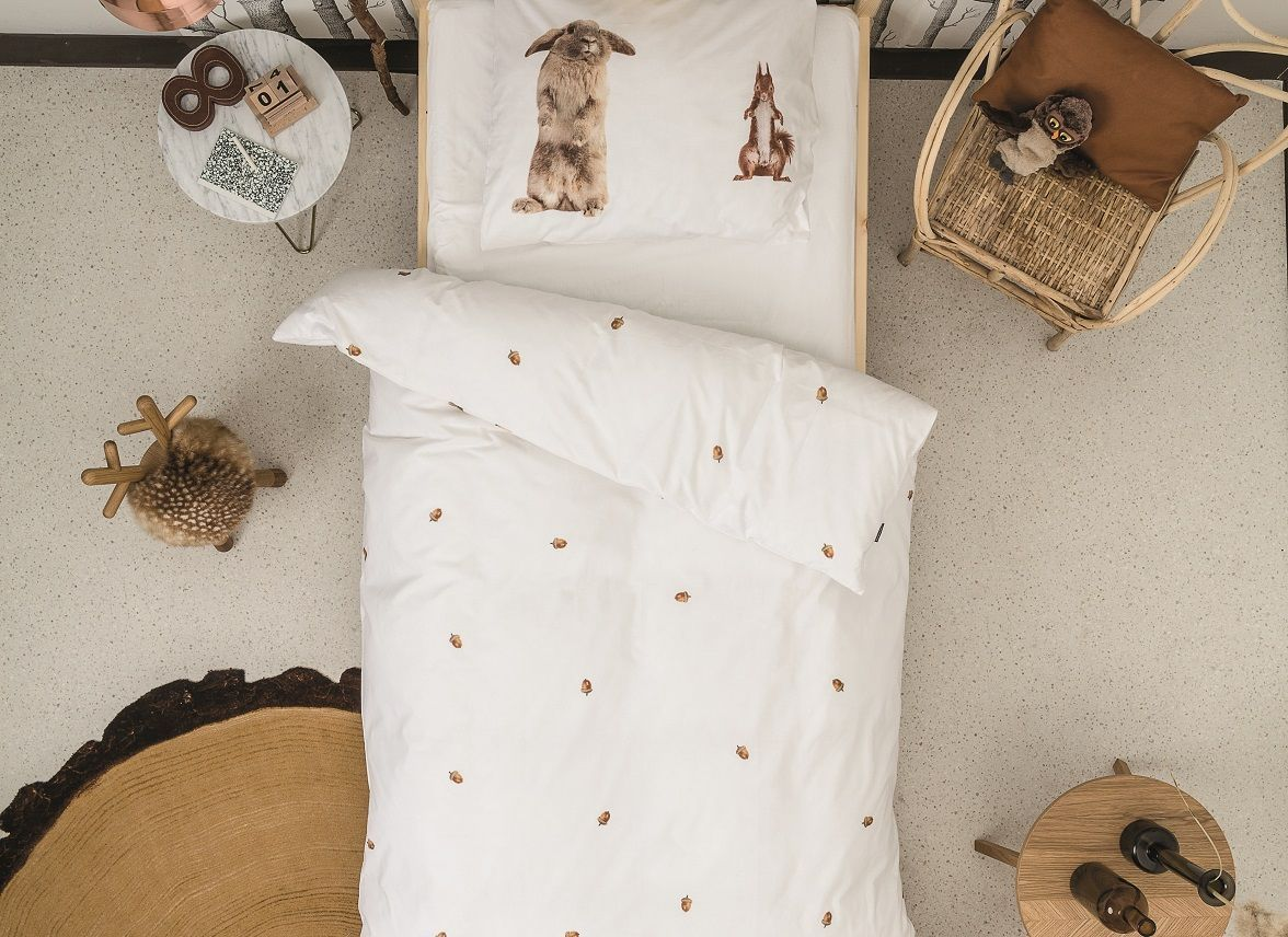 Furry Friends dekbedovertrek - De 15 mooiste sinterklaascadeaus van SNURK