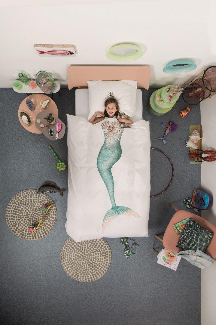 Mermaid dekbedovertrek - De 15 mooiste sinterklaascadeaus van SNURK