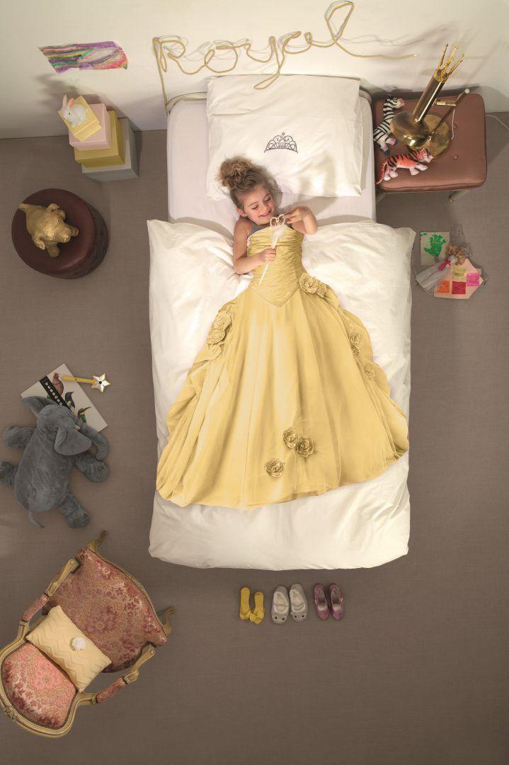 Princess dekbedovertrek