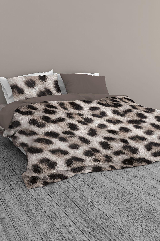 Snoozing Jaguar dekbedovertrek