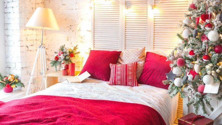 Interieur Ideeen Voor Kerst.7 Kerst Ideeen Zo Breng Je Jouw Slaapkamer In Kerstsferen