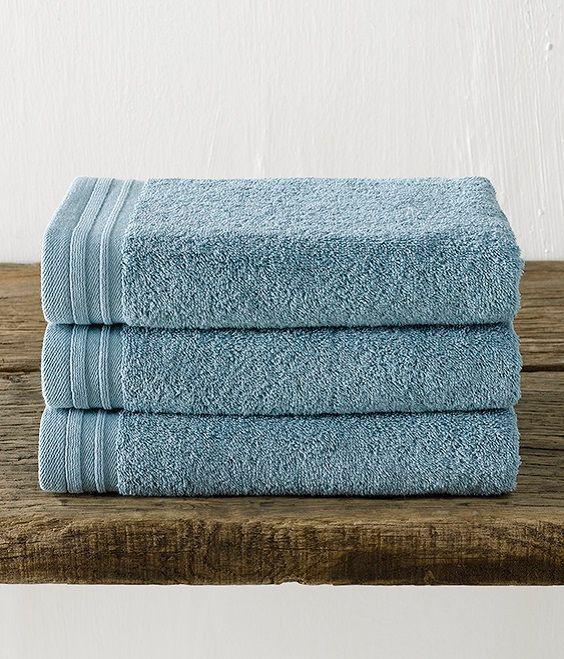 Imagine handdoek (50x100 cm) - Oxyde - De Witte Lietaer badtextiel