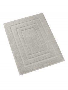 Pacifique badmat (50x75 of 60x100 cm) - Dove - Per stuk