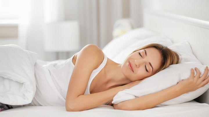Heerlijk Slapen Op Een Hoofdkussen Van Polydaun