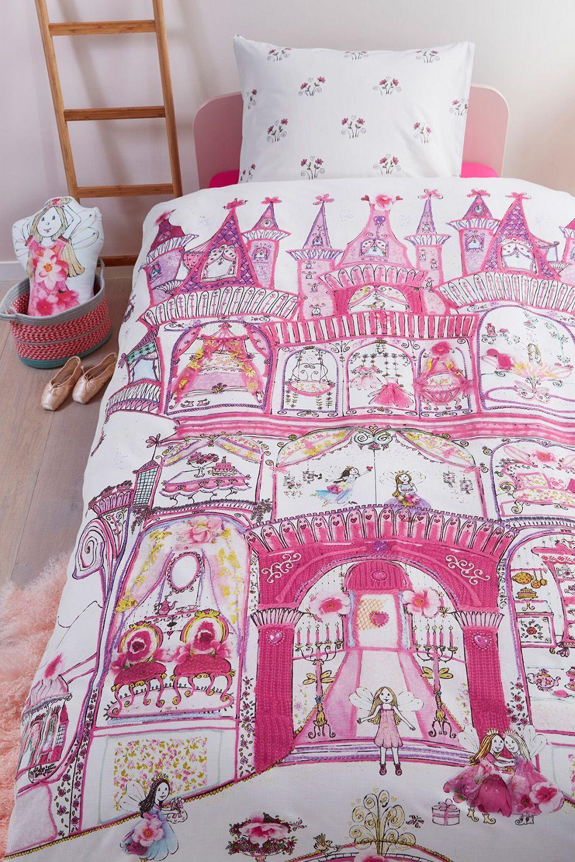 Beddinghouse Fairy Palace dekbedovertrek