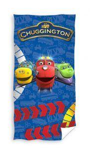 Chuggington strandlaken - trein