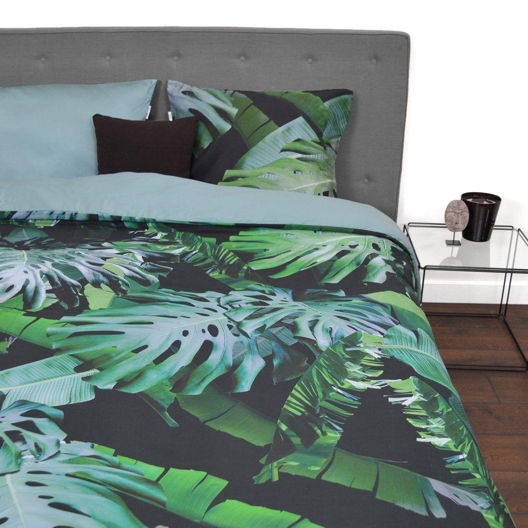 Snoozing Jungle dekbedovertrek