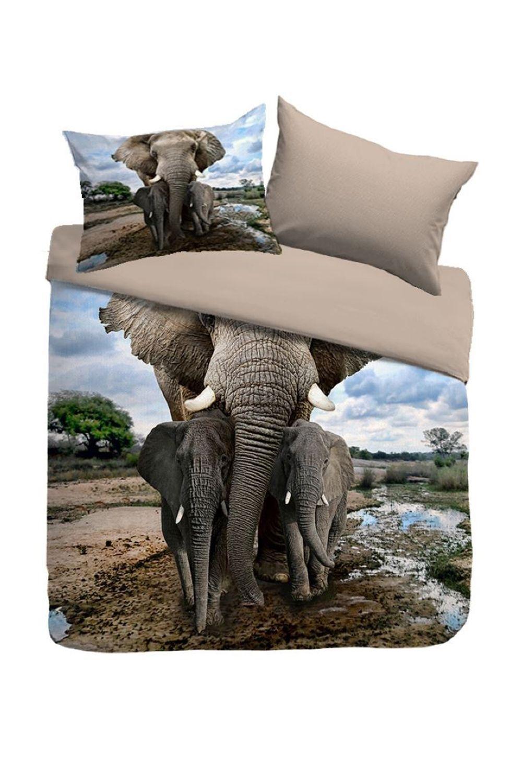 Snoozing Mumba dekbedovertrek