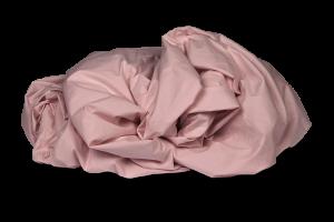 Kayori Shizu percale katoen hoeslaken oud roze
