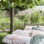 Walra Pink Blossom dekbedovertrek - be happy