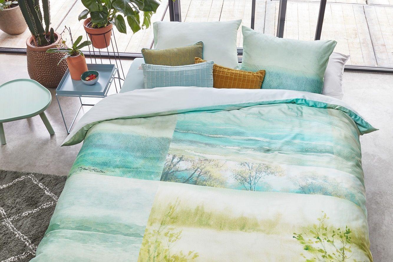 Beddinghouse Aquarelle dekbedovertrek- geniet dit paasweekend van de natuur