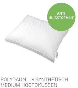 Polydaun Liv synthetisch medium hoofdkussen