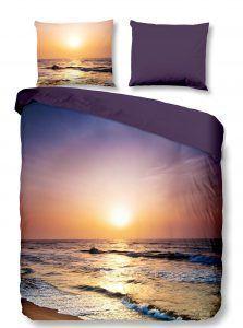 Pure Sunset dekbedovertrek- geniet dit paasweekend van de natuur