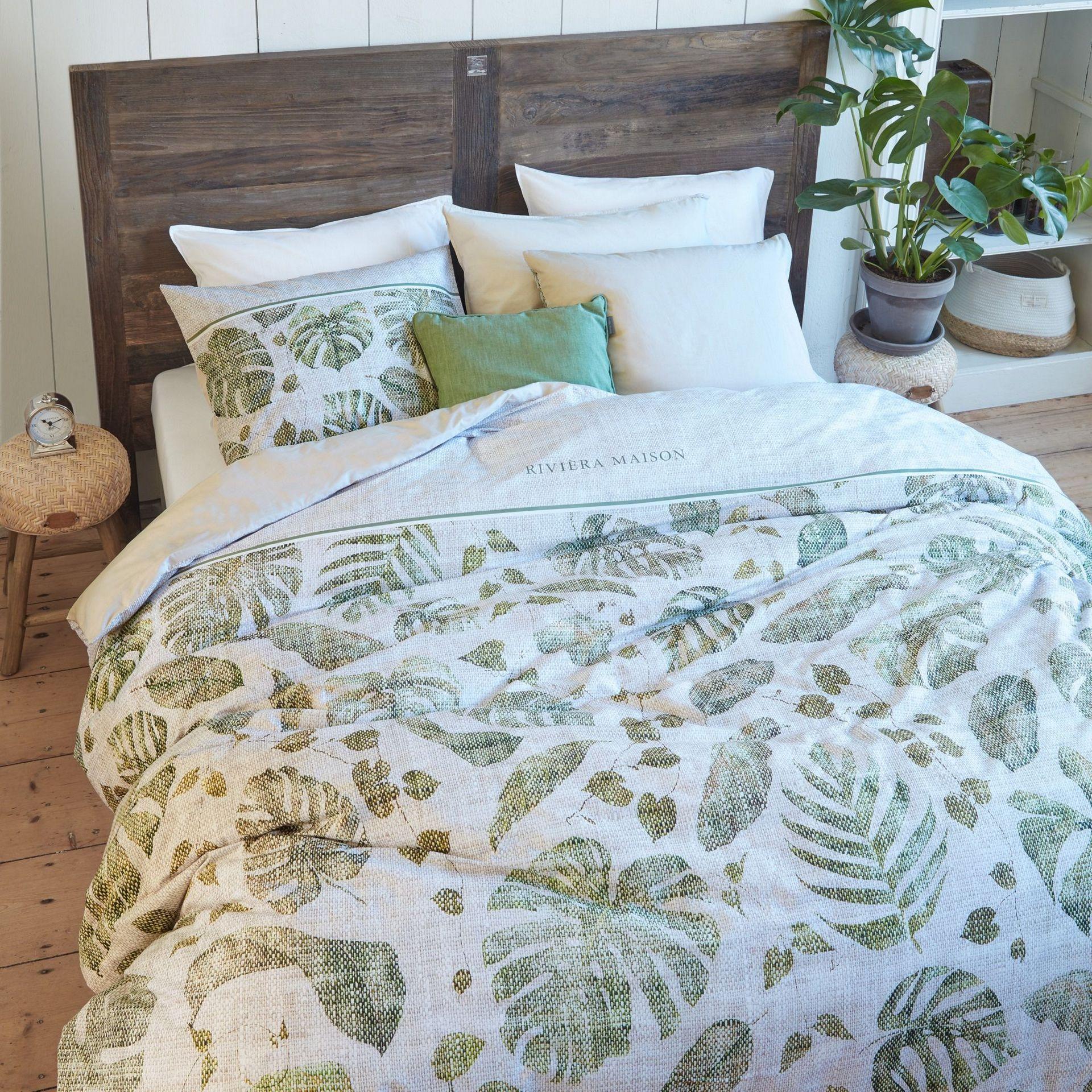Rivièra Maison Botanique dekbedovertrek - in 5 stappen een landelijke slaapkamer