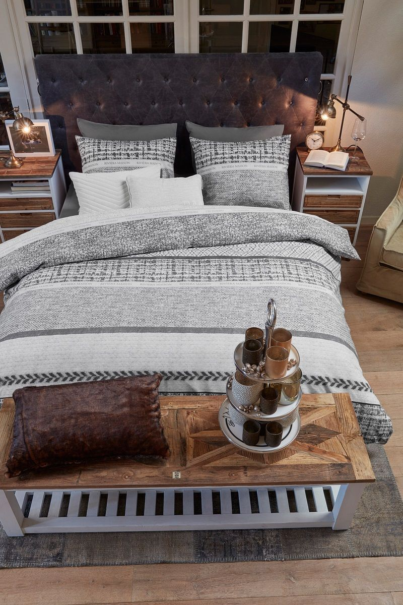 Rivièra Maison Primrose Hill dekbedovertrek - in 5 stappen een landelijke slaapkamer