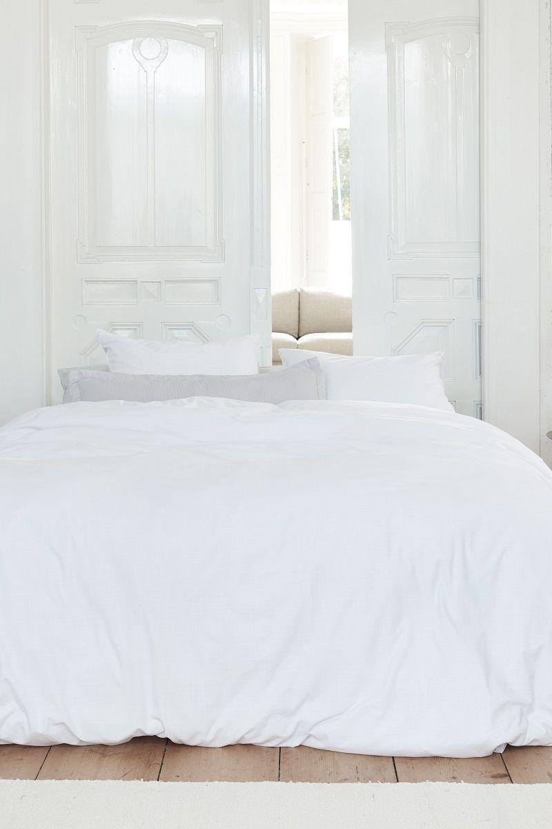 vtwonen Natural Stone dekbedovertrek - in 5 stappen een landelijke slaapkamer
