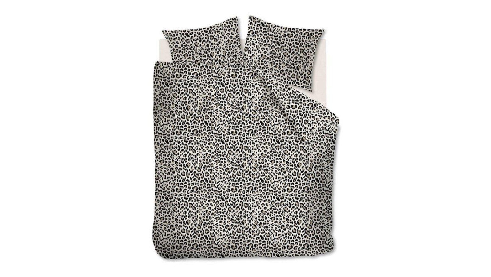 Ambiante Leopard panter dekbedovertrek