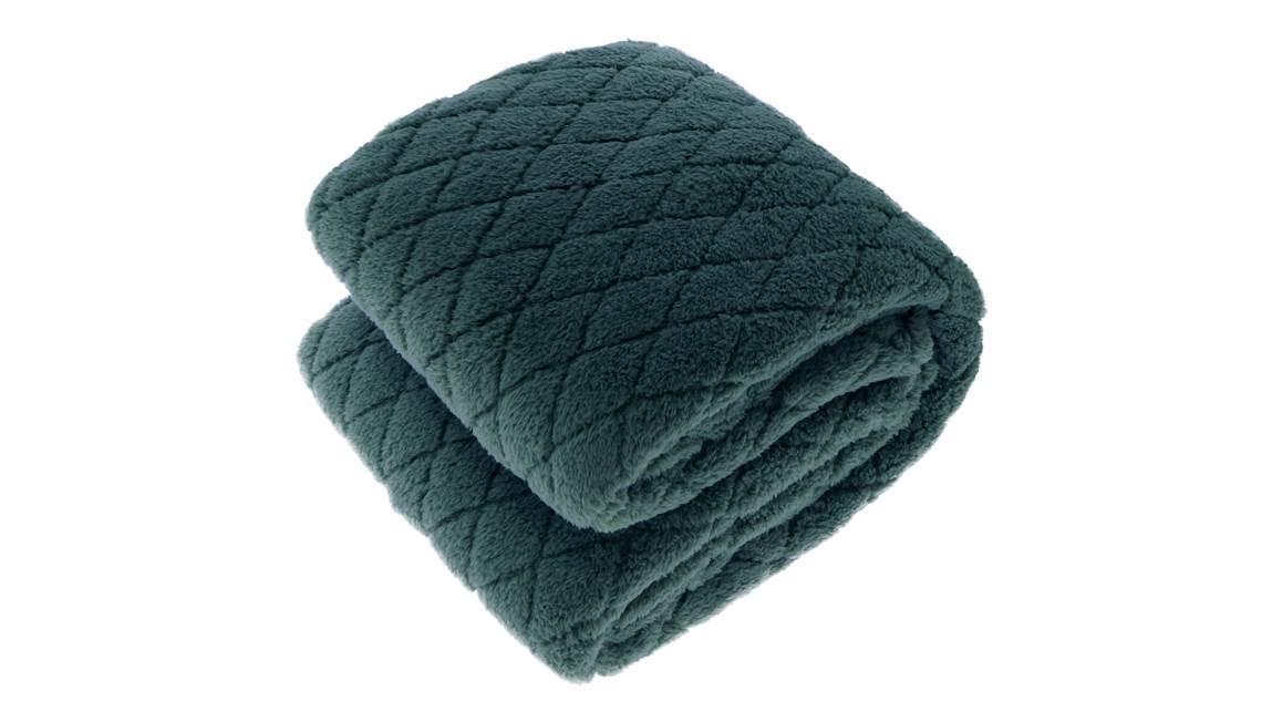 Unique Living Ezra XL fleece plaid