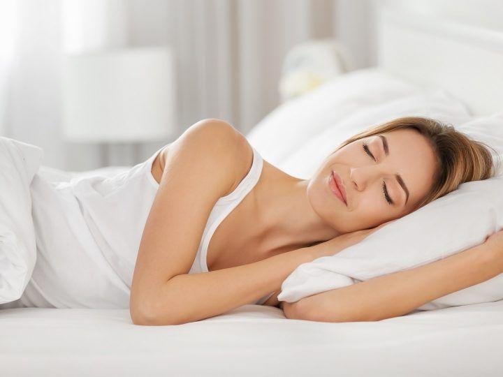 Slapen op je zij