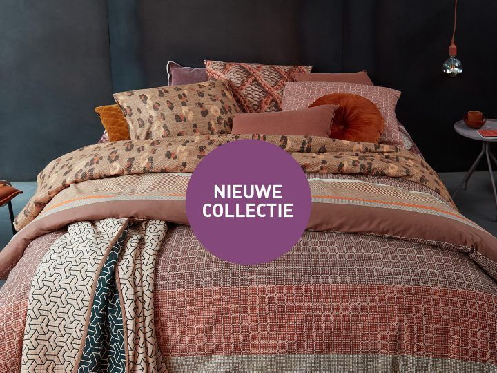 Beddinghouse collectie najaar 2019 beddengoed