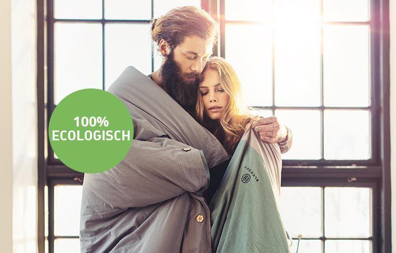 BLCKOUT: 100% ecologisch & GOTS gecertificeerd beddengoed