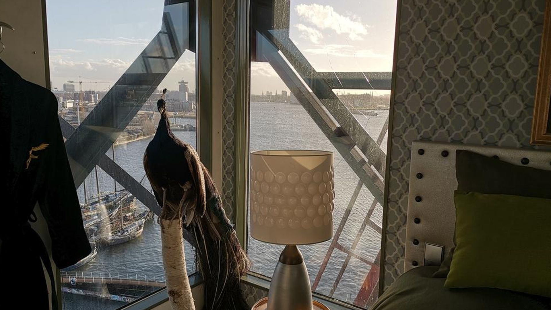 Crane Hotel Faralda Amsterdam