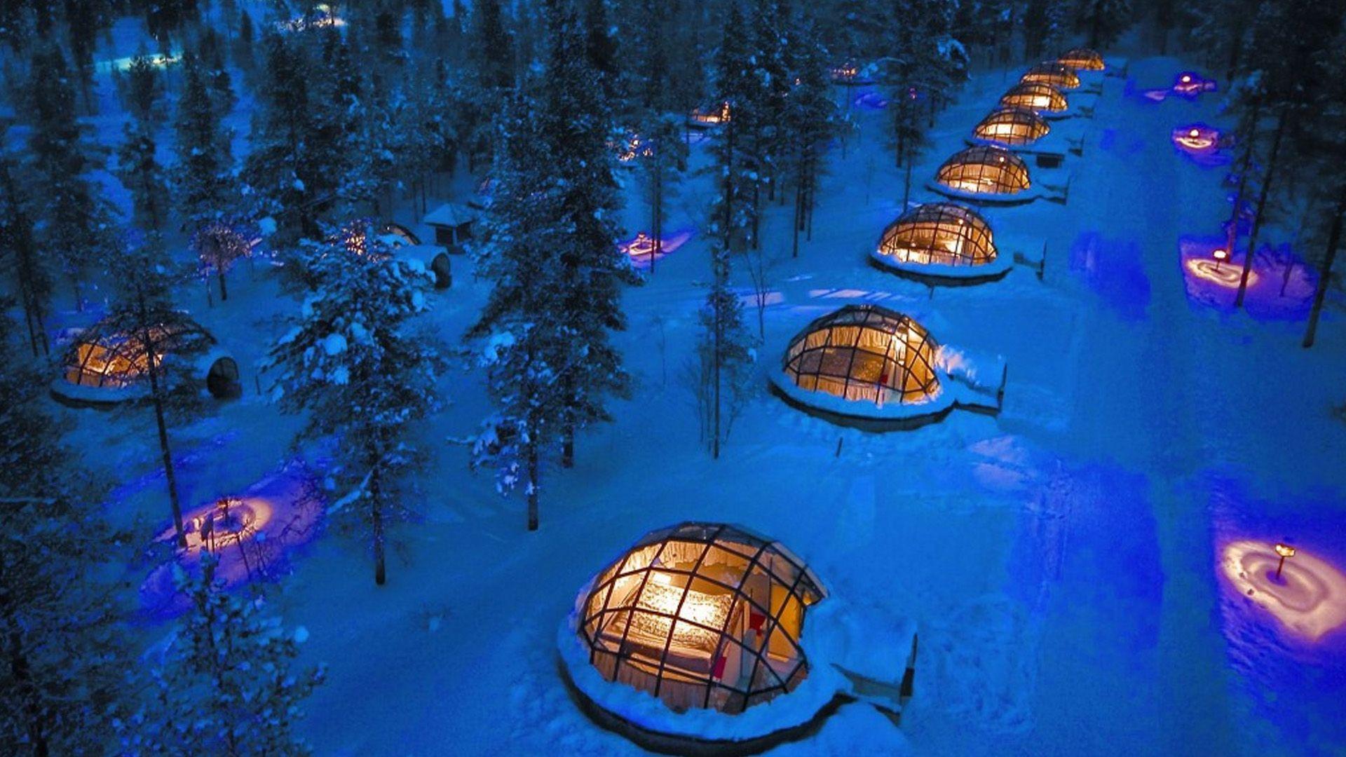 Iglo's Finland