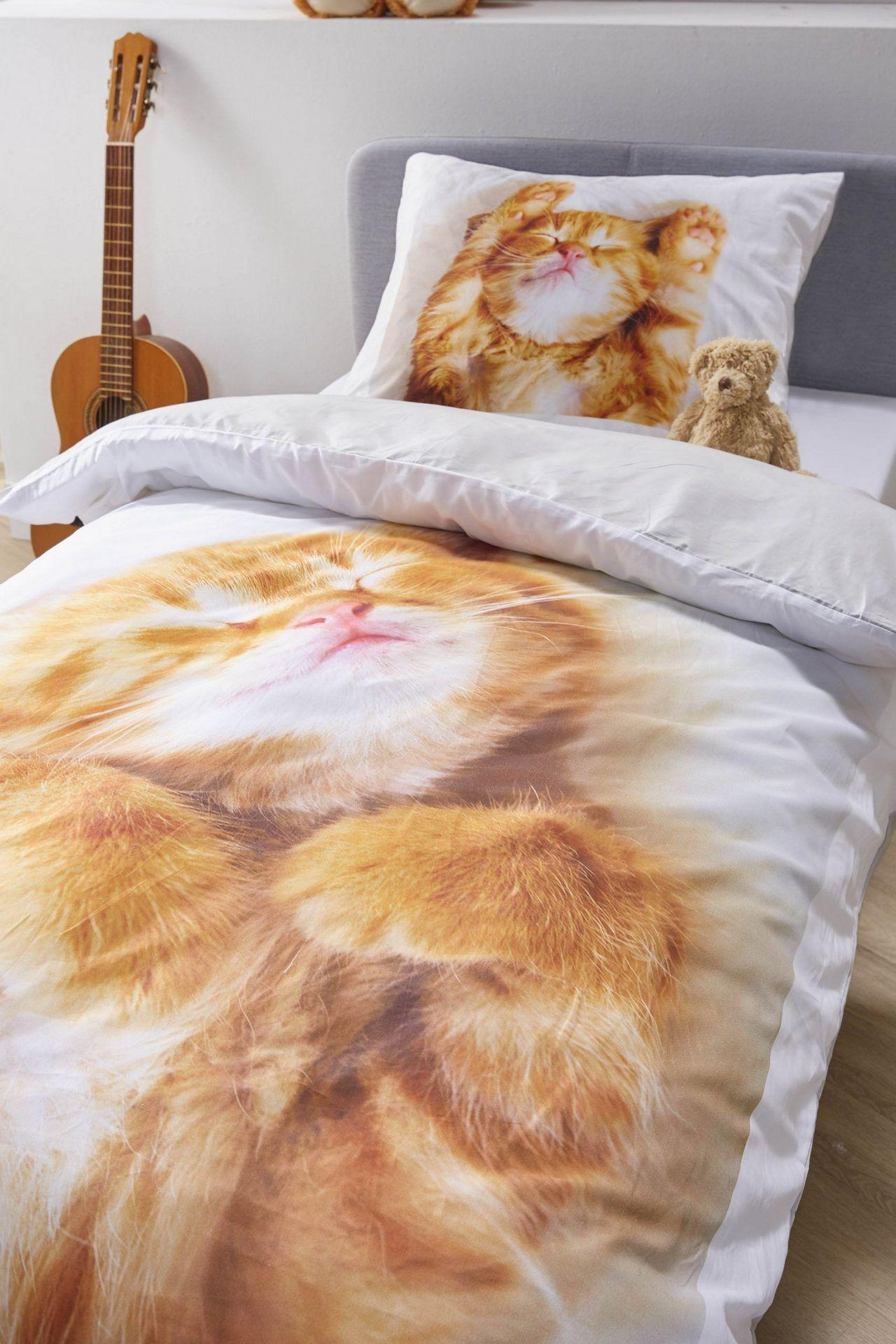 iSeng Kitten dekbedovertrek
