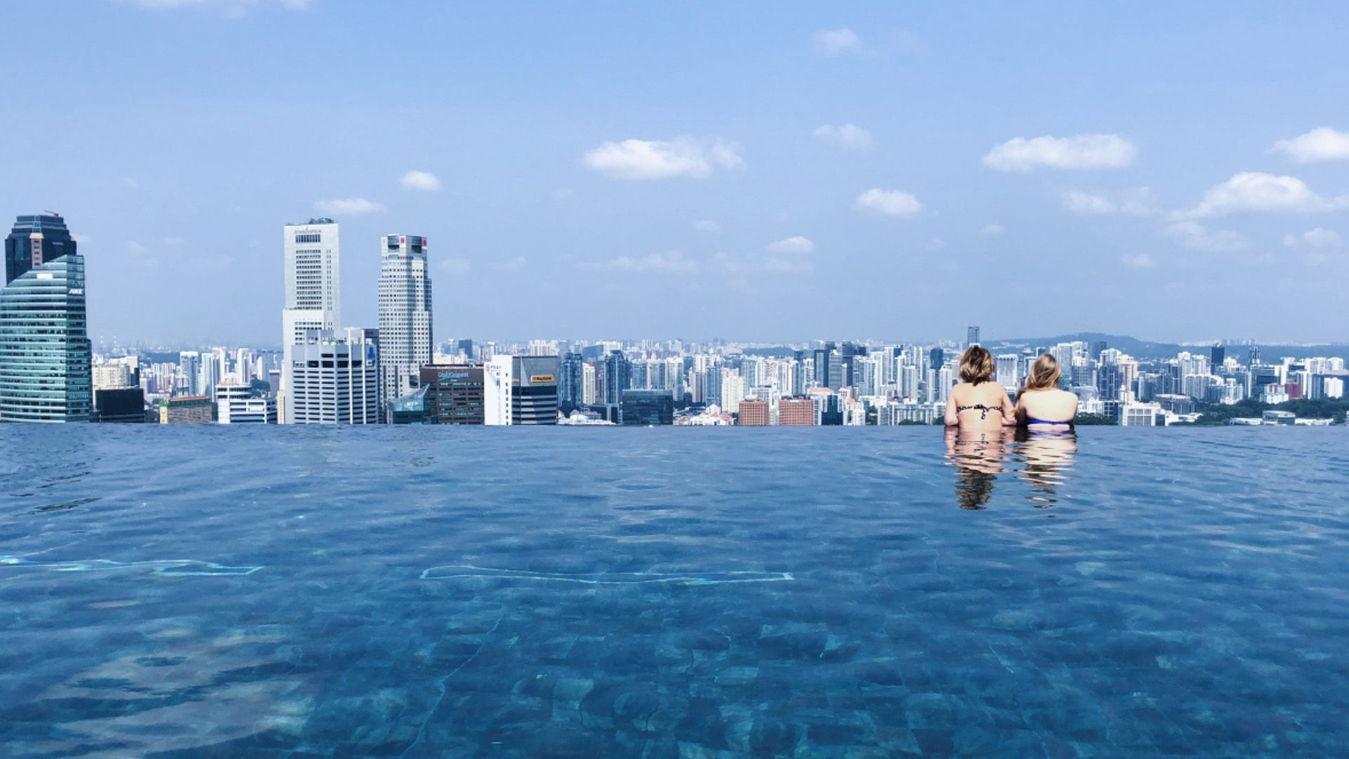 Marinay Bay Sands Hotel Singapore