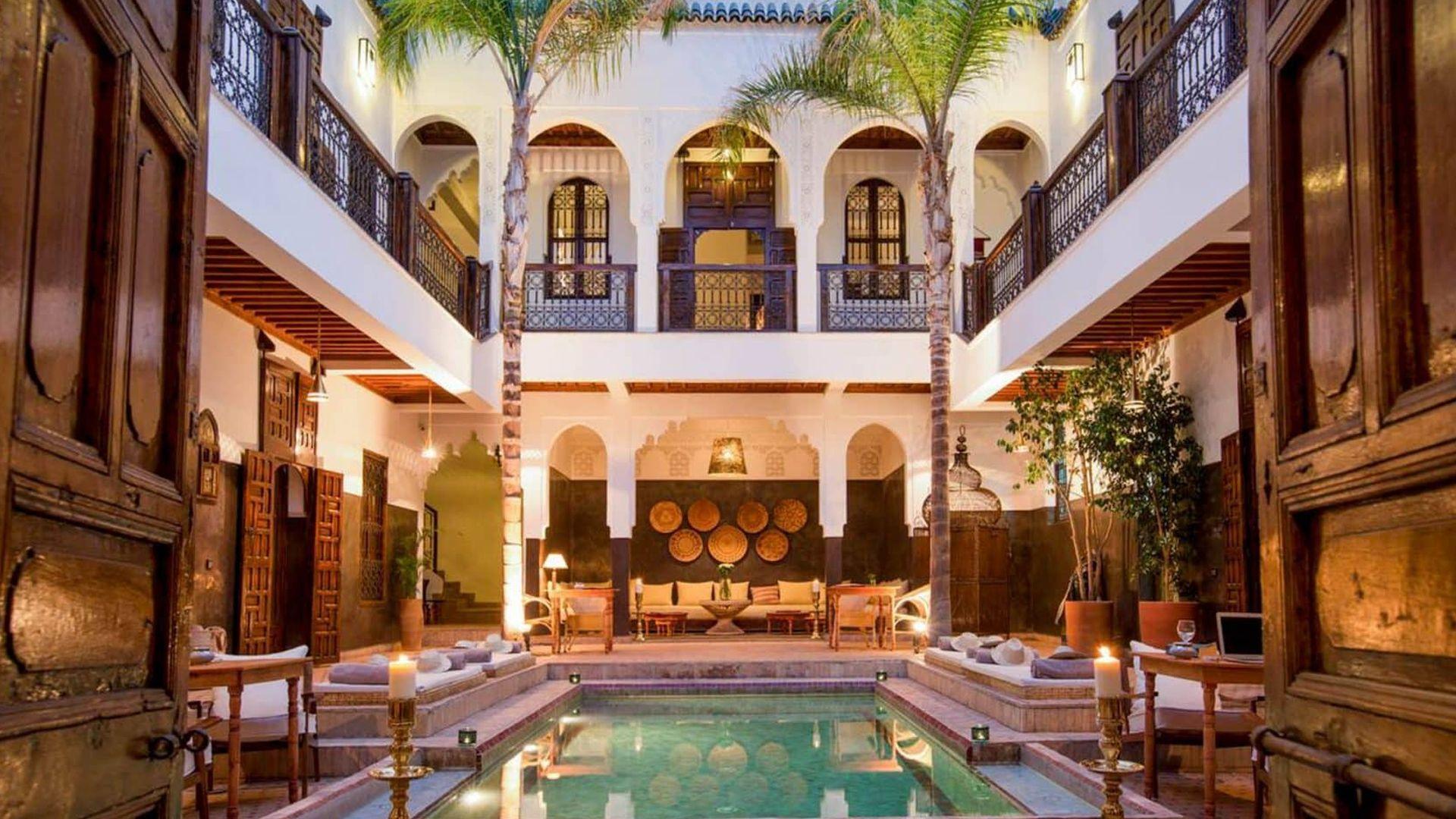 Riad Kasbah Marrakesh