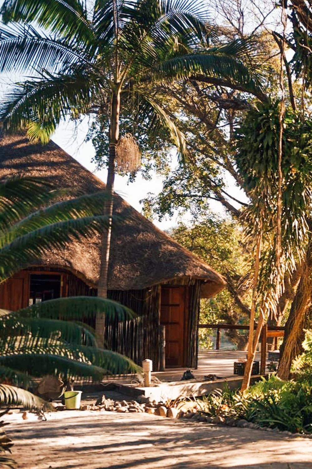 Safari Bushriver Lodge 1
