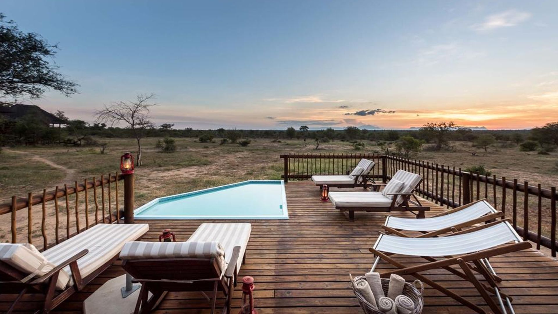 Safari lodge nThambo Tree Camp 1